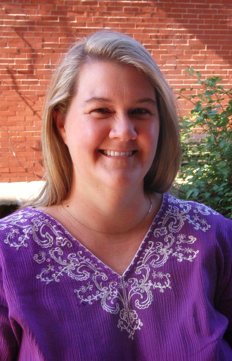 Staff Photo of Deidre Yingling